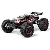 XLF X03 1/10 2.4G 4WD 60 km / h Sin escobillas RC Coche Modelo de vehículos eléctricos todoterreno RTR
