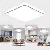 24W 1000LM LED Стойка для потолочного светильника Квадратный ультратонкий светильник лампы для кухни и спальня AC110V-240V