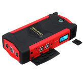 82800mAh Car Jump Starter 4USB Jump Starter Battery Pack Boaster Power Bank Dual Start
