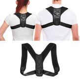 RespaldoajustablePosturadelaespalda Corrector Protección Hombro Postura Alivio del dolor Apoyo de espalda
