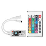 ARILUX® SL-LC 03 Super Mini LED WIFI APP Controller + Remote Control For RGB LED Strip DC5-28V