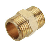 TMOK DN15 1/2 Inch Quick Connector Straight On Fitting Joint Brass Pipes Fittings