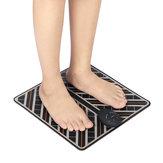 Tapis de massage pour pieds EMS Stimulateur pour les pieds