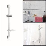 Głowica prysznicowa Zestaw podnoszący z uchwytem na mydło i głowicą prysznicową