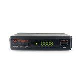 GTMEDIA V7S 1080P HD DVB-S2 MPEG-4 Receptor de TV Digital por Satélite SCPC MCPC Decodificador de Satélite Decodificador de Satélite Caixa