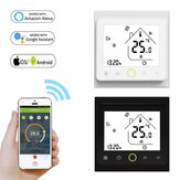 MINCO HEAT 95~250V WiFi Smart Thermostat Temperature Controller for Water Electric Floor Heating Gas Boiler Works With Alexa Google Home