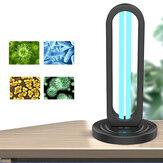 Desinfecção UV remoto da luz de quartzo das lâmpadas germicidas ultravioletas do ozônio 38W UV-C