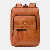 Men Large Capacity Backpack Handbag Business Bag