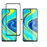 Bakeey 2PCS 9H Protecteur d'écran en verre trempé anti-explosion anti-rayures pour Xiaomi Redmi Note 9s / Redmi Note 9 Pro / Redmi Note 9 Pro Max Non original