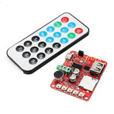 SANWU® DC 5V bluetooth Speaker Receiver Board TF Card USB Decode Playback Board MP3 WMA WAV FLAC