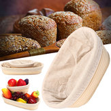 Brotform Banneton Rotan Storage Baskets Roti Adonan Proofing Loaf Proving Liner
