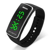 SKMEI 1119 LED Digital Watch Outdoor Activity Silicone Strap Children Sport Watch