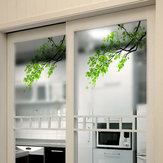 60x58cm Frosted Ondoorzichtige Glas Window Film Tree Privacy Glass Stickers Decor van het Huis