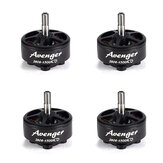 4X BrotherHobby Avenger 2808 1500KV 4-6S Brushless Motor CW Thread für RC FPV Racing Drone