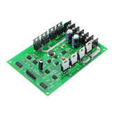 DC 3-36 V 15A Piek 30A PWM DC Dual Channel Motor Driver Board Industriële Grade High Power H Brugbeheer Module Sterke Remfunctie MOSFET IRF3205
