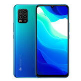 Xiaomi Mi 10 Lite Global Version 6.57 inç AMOLED 48MP Quad Kamera 6GB RAM 128GB ROM NFC Snapdragon 765G 5G Akıllı Telefon