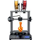Imprimante 3D multicolore Geeetech® A20M Format d'impression 255x255x255mm avec détecteur de filament / Reprise de l'alimentation / Plate-forme chauffante / Conception modulaire / Ventilation 360 ° / Carte de contrôle des sources ouvertes / Co