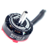 Emax RS2205S 2300KV 2600KV Racing Version Büstenloser Motor für FPV Racing