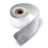 1.5M Exhaust Header Pipe Heat Wrap Manifold Turbo Shields Insulation Roll Tape Motorcycle