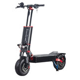 [EU DIRECT] OBARTER X5 30Ah 60V 5600W 13in Folding Moped Electric Scooter 85km / h Max 120KM Mileage Electric Scooter Max Load 160Kg