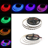 4M 240LEDS WS2812B Não-Waterroof 5050 RGB LED Light Strip Individual DC Endereçável 5V