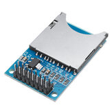 10Pcs Slot Socket Reader SD Card Module
