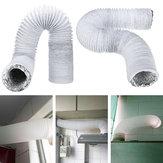 6M flexibler Auspuff-Schlauch-Entlüftungsöffnung Tube für Klimaanlagen-13cm Durchmesser-Schlauch