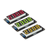 RobotDyn LED Display Tube 4-Digit 7-segments Module For  DIY