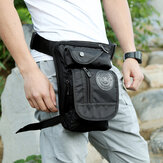 Men Multifunctional Fashion Nylon Leg Pouch For Travel Sports Waist Bag