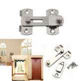 Stainless Steel Jendela Gerbang Pintu Keselamatan Sliding Barrel Bolt Latch Lock Pengait