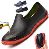 メンズスリッポンフィッシングシューズサンダルSoft通気性滑り止めアウトドアスポーツシューズ安全靴