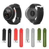 Bakeey Soft Silikon Watch Band Byte Vattentät Watch Rem för Xiaomi Amazfit Verge