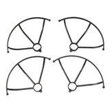 LS-MIN Mini WiFi FPV RC Drone Quadcopter Spare Parts Propeller Props Guard Protection Cover 4Pcs