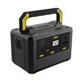 NITECORE NPS200 54600mAh 56.4AH 220V 300W LCD Display Portable Power Station 18650 Battery Outdoor Camping Generator