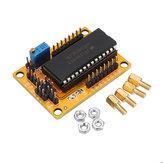 ADC0809モジュール8ビット81並列ADボードアナログ/デジタル変換プログラムデジタル電圧計