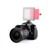 YELANGU LED49 / LED01 Luz de relleno Luz de vídeo con atenuación táctil Luz de relleno Iluminación fotográfica para fotografía en vivo