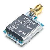 Skyzone Amélioré TS5823s 40CH 5.8G 200MW AV Module d'émetteur RP-SMA Femelle