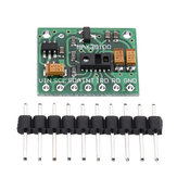 MAX30100 Heart Rate Sensor Module Heartbeat Sensor Oximetry Pulse Oximeter  Ultra-Low Power Consumption Geekcreit for Arduino - products that work with official Arduino boards