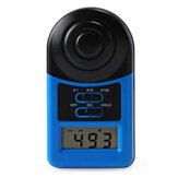 WHDZ LX1010A Digital 200,000 Lux Meter Illuminometer Photometer Lux Meter Light Meter  Mini Pocket Size