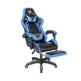 Krzesło do gier BlitzWolf® BW-GC1 Ergonomiczna konstrukcja Odpinane poduszki 150° Podnóżek Zintegrowany podłokietnik Home Office