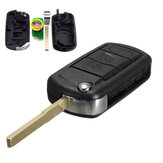 3-knop Floming Remote Key Fob voor Land Rover Range Rover L322 HSE Vogue