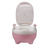 Kids Baby Potty Training Seat Removable Non-slip Toddler Toilet Chair With Lid