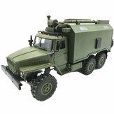 WPL B36 Ural 1/16 2,4G 6WD Rc Auto Militär Truck Rock Crawler Befehl Kommunikation Fahrzeug RTR Spielzeug