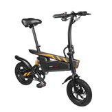 [EU Direct] Ziyoujiguang T18 7.8Ah 36V 250W 12 Inches Folding Electric Bicycle 25km/h Top Speed Max. Bearing 120kg
