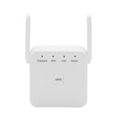 300M Wireless Repeater 2.4G Router Range Amplifier Wifi Extender Signal Extend WiFi Booster