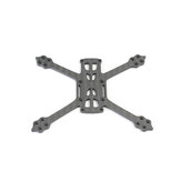 Diatone 2019 GT R249 + 115mm 2.5 Inch 4S FPV Racing RC Drone Parte inferior de la pieza de repuesto Placa 3mm