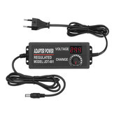 Excellway® 9-24V 3A 72W AC/DC Adapter Switching Power Supply Regulated Power Adapter Display EU Plug