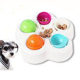 Pet IQ Smart Toy Supplies Cat Cachorro Brinquedo Interativo Cat Cachorro Bowl Puppy Treat Dispenser Brinquedos Interativos