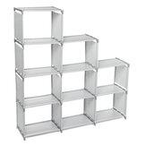 Racks combinados organizam racks de armazenamento do aluno de estilo simples e moderno para suprimentos domésticos
