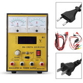 110V/220V 15V 2A Portable Digital LED DC Power Supply Adjustable Regulator EU Plug/US Plug
